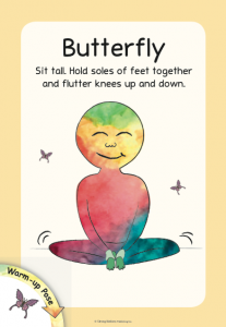 Body and Mind Yoga Cards