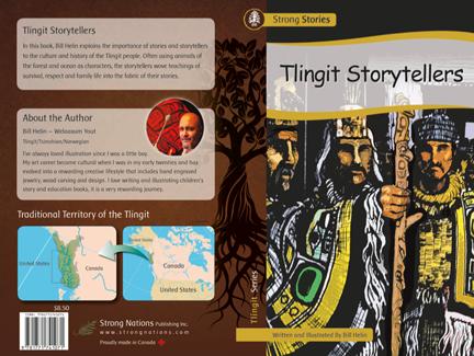 Tilingit Storytellers