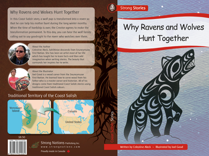 Why Ravens and Wolves hunt together