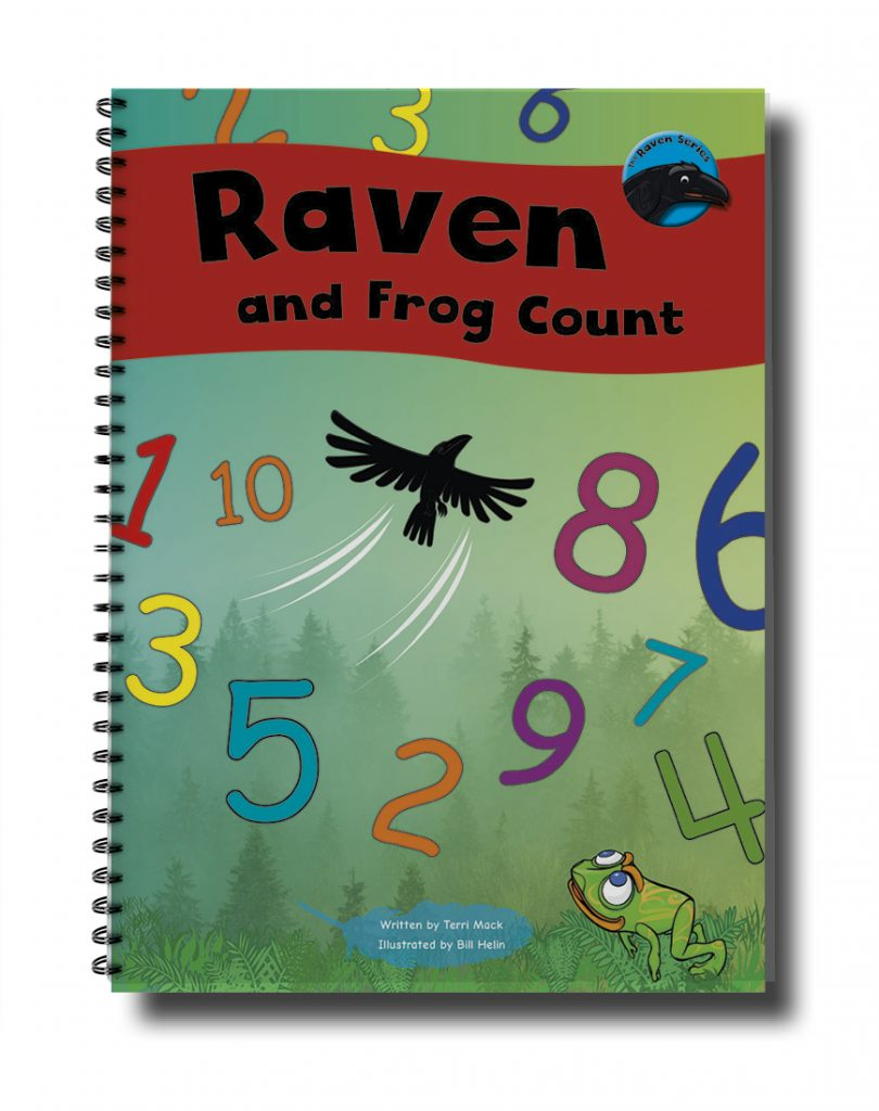 raven-and-frog-count